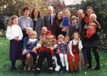 Část rodiny H. Schirmera  * Ein Teil der Schirmer- Familie